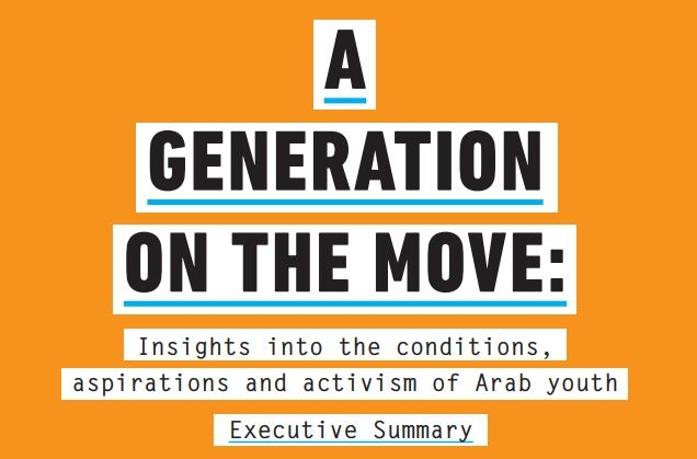 A Generation On The Move: Insights Into The Conditions, Aspirations, And Activism Of Arab Youth | Ifi Executive Summary
