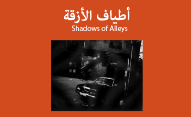 Shadows Of Alleys: My Name Is Leila. I Am 17 Years Old