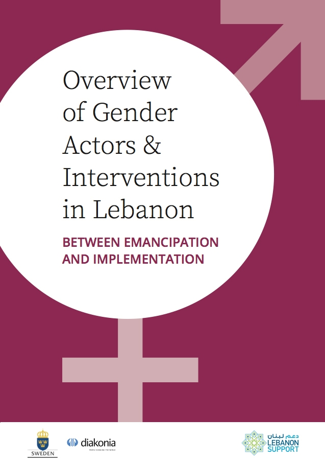 Overview Of Gender Actors & Interventions In Lebanon