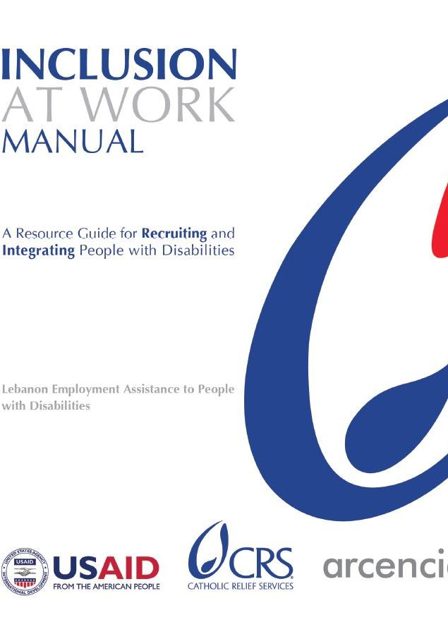 Inclusion At Work Manual