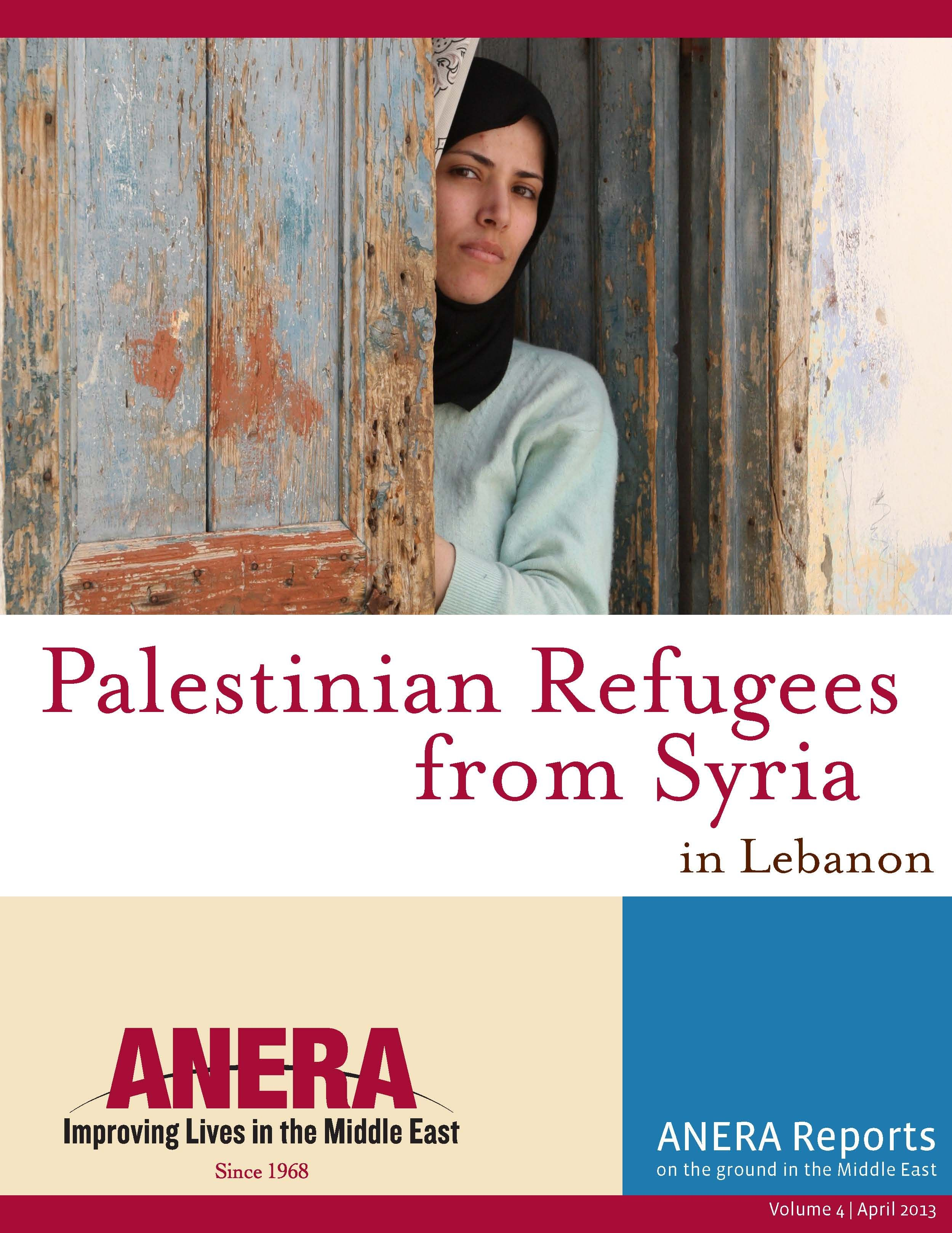 Palestinian Refugees From Syria - On The Ground Report