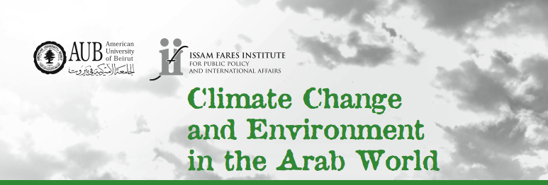 Researchers, Civil Society And Government Must  Combine Forces To Offset Climate Change'S Expected Impact On Multiple Sectors In The Arab World - Ifi Research And Policy Memo #1