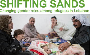 Shifting Sands: Changing Gender Roles Among Refugees In Lebanon