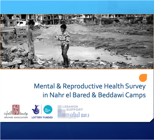 Mental And Reproductive Health Survey Of The Nahr El-Bared Community