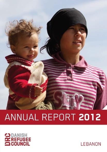 Drc Annual Report 2012