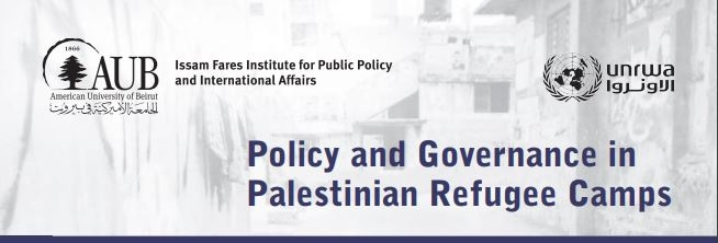 Unrwa School Dropouts In Palestinian Refugee Camps In Lebanon: A Qualitative Study | Ifi Research Report
