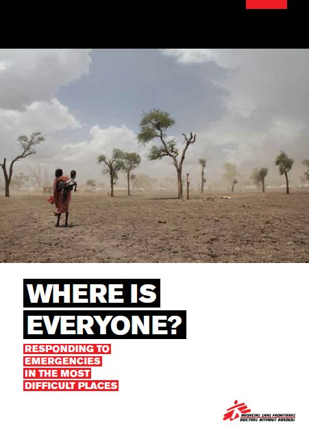 Where Is Everyone? Responding To Emergencies In The Most Difficult Places